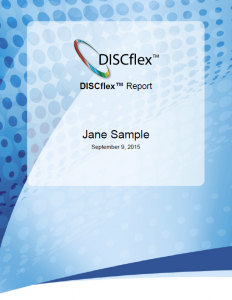 DISCflex_Report_Only_Cover