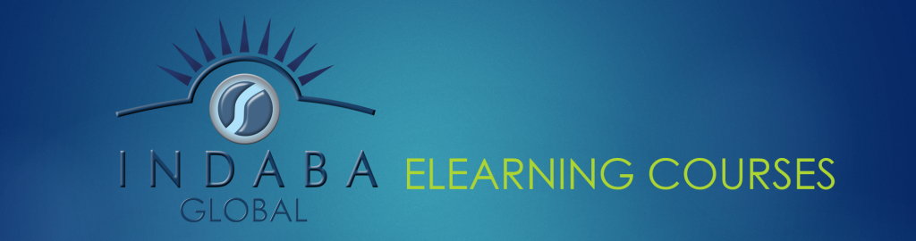 eLeanring Courses Indaba offers