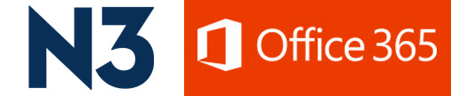 N3 & O365 combo logos