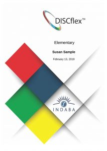 Elementary Report Cover
